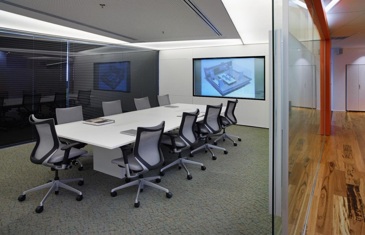 Tensoflex strech ceiling – Casa Office Event
