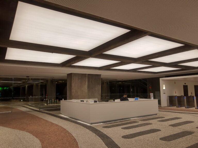 Edifício São Luis SP - Projeto de Foco Luz & Desenho